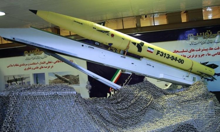 اسمته فاتح 313 .. إيران تكشف عن صاروخ جديد يصل مداه 500 كيلومتر