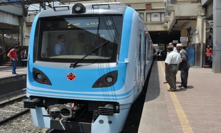 مترو أنفاق مصر ينقل كل 5 سنوات ما يوازى تعداد سكان العالم