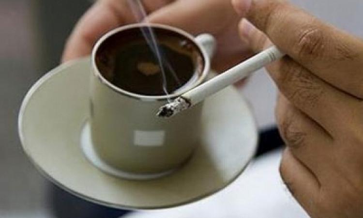 النيكوتين يعادل نفس خطورة فنجان القهوة على الصحة .. ازاى الكلام دا