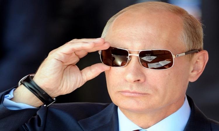 بوتين يبحث الغارات على سوريا مع وزيرى دفاع السعودية والإمارات