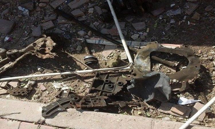 انفجار عبوة ناسفة بخط السكك الحديدية بالزقازيق