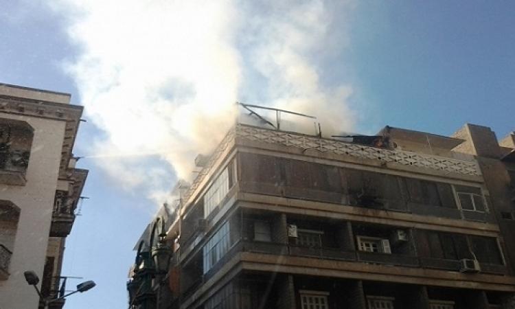 الحماية المدنية تسيطر على حريق المرج القديمة دون خسائر