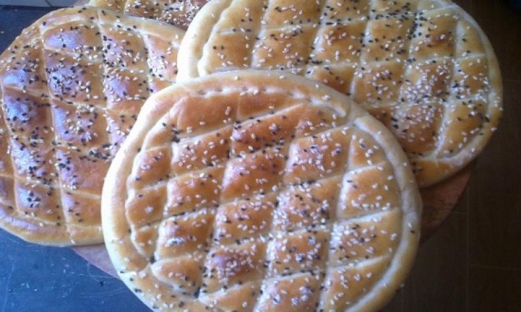 من المطبخ التركى .. طريقة عمل خبز البيدا