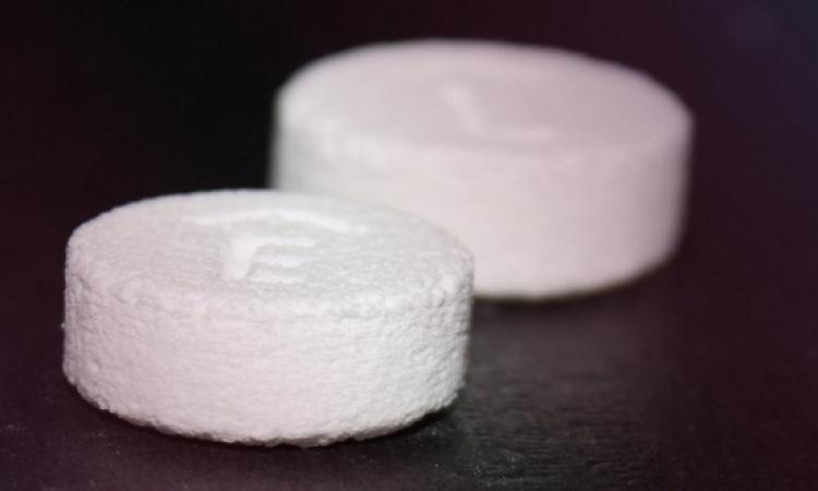 انتاج اقراص مضادة للاختلاج بواسطة طابعة ثلاثية الأبعاد