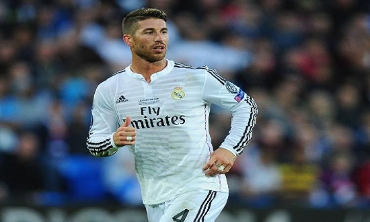 ريال مدريد يجدد عقد قائده راموس حتى 2020
