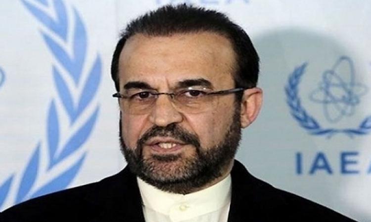 رضا نجفى يحذر من أى تسريب لمعلومات البرنامج النووى الإيرانى