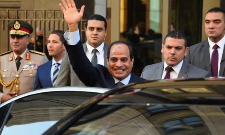استثمارات متوقعة بعد لقاء السيسى رئيس أكبر شركة تكرير بترول فى العالم