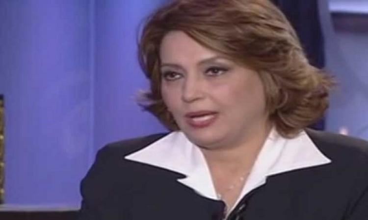 صفاء حجازى رئيس قطاع الأخبار تقدم حفل افتتاح قناة السويس الجديدة