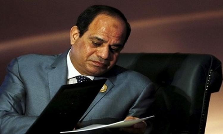 السيسي: حرية الصحافة والإعلام بمصر محققة بشكل غير مسبوق