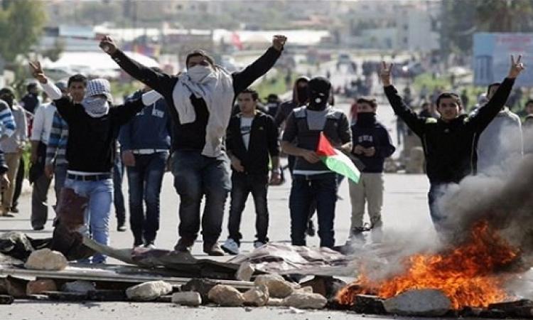 استشهاد شاب فلسطينى برصاص الجيش الإسرائيلى