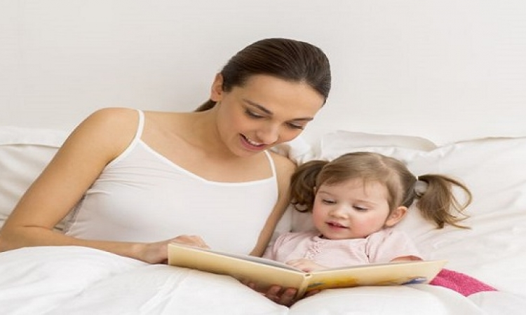 قصة قبل النوم تحدد شخصية طفلك !!