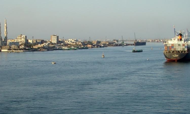 مميش : قناة السويس تسجل رقما قياسيا 70 سفينة اليوم
