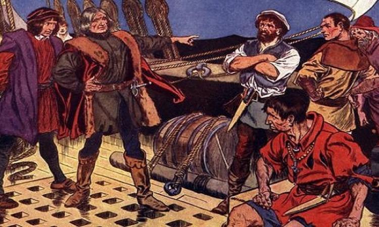 """بعد 500 عام .. انتشال """"وحش البحر"""" من داخل سفينة !!"""