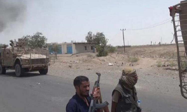 المقاومة اليمنية تبدأ عملية للسيطرة على زنجبار جنوب شرق صنعاء