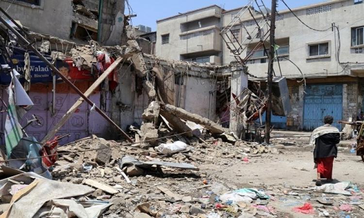 """تعز الباسمة .. تتحول على يد الحوثيين إلى """"مدينة منكوبة"""""""