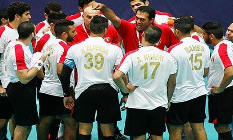 منتخب شباب اليد يواجه ألمانيا على برونزية المونديال