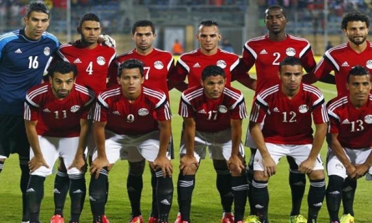 مصر تتقدم 3 مراكز فى تصنيف الفيفا