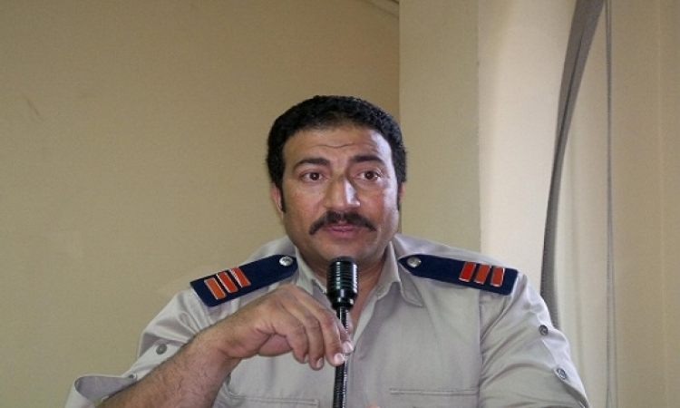 اختراق حساب منصور أبو جيل منسق وقفة أمناء شرطة الشرقية