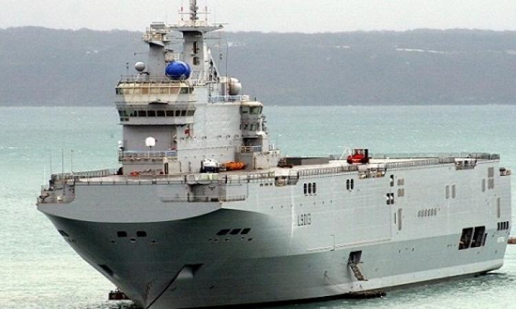 الرئيس الفرنسى: لن ندفع غرامات عن فسخ عقد سفن الميسترال