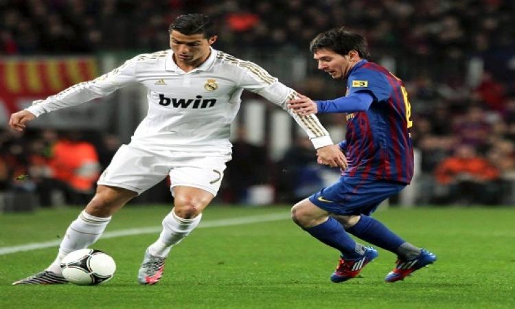 بالفيديو .. ميسى يتقاسم لقب الهداف التاريخى للمسابقات الأوروبية مع رونالدو