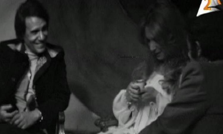 بالفيديو .. نيللى تقرأ الفنجان للعندليب .. قارئة الفنجان !!