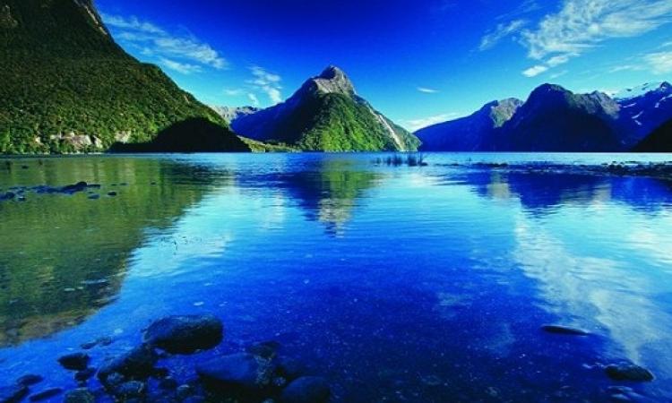 بالصور.. نيوزيلاندا المذهلة .. جمال لا يصدق وسحر يفوق الخيال!!