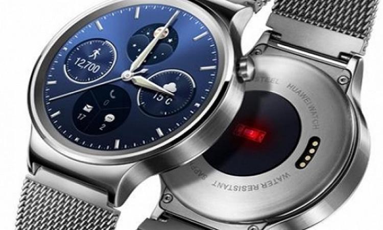 هواوى تطرح آخر إصدارتها ساعة أندرويد بشاشة للمس