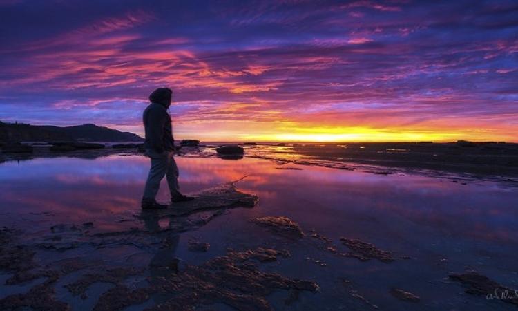هو وأصحابه والطبيعة .. صور جميلة التقطها مبدع خلال رحلاته حول العالم