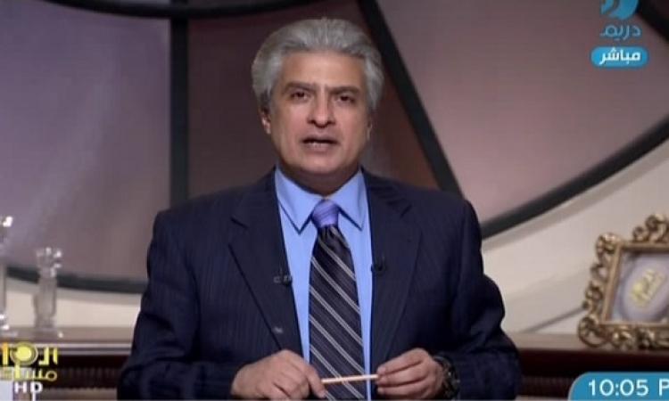 بالفيديو .. الاعتداء بالسباب على وائل الإبراشى فى الولايات المتحدة