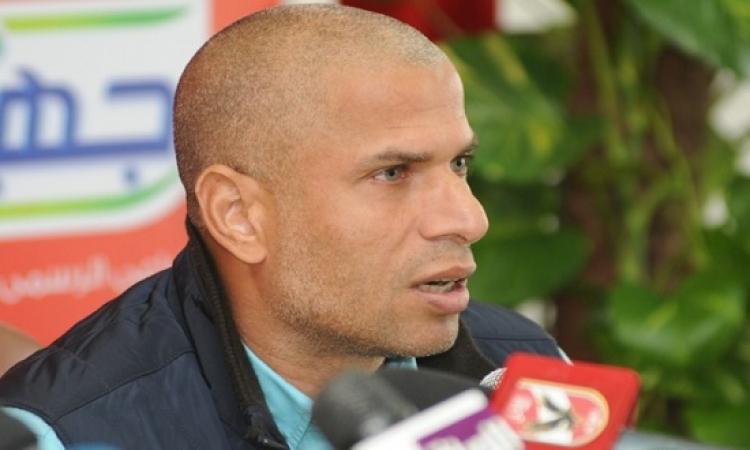الأهلى يقبل استقالة وائل جمعة ويكليف عبدالصادق بمهام مدير الكرة