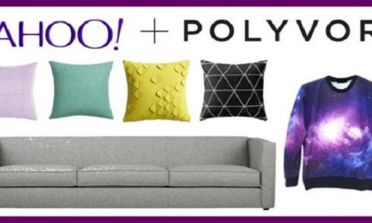 """ياهو تقتحم عالم الموضة باستحواذها على شركة  """"Polyvore"""""""
