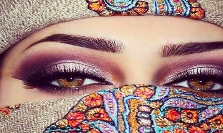 جمال المرأة العربية مستوحاة من التراث .. أزاى !!
