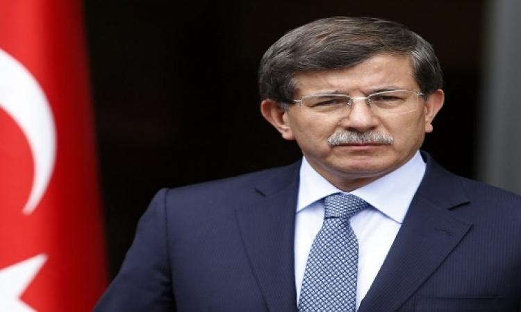 داود أوغلو: العمليات ضد الأكراد أوشكت على الانتهاء