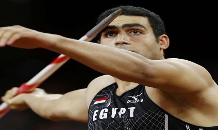 الأهلى: إيهاب عبد الرحمن سيحصد ذهبية أوليمبياد 2016