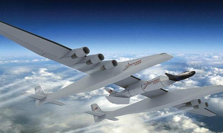 أول رحلة تجريبية لأكبر طائرة فى العالم فى مطلع العام المقبل