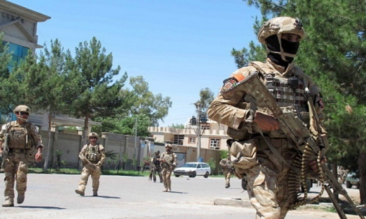 مقتل 6 رجال شرطة بهجوم جنوب أفغانستان