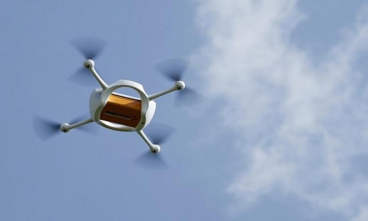 الطائرات بدون طيار جزءا من عتاد قوات حفظ الأمن
