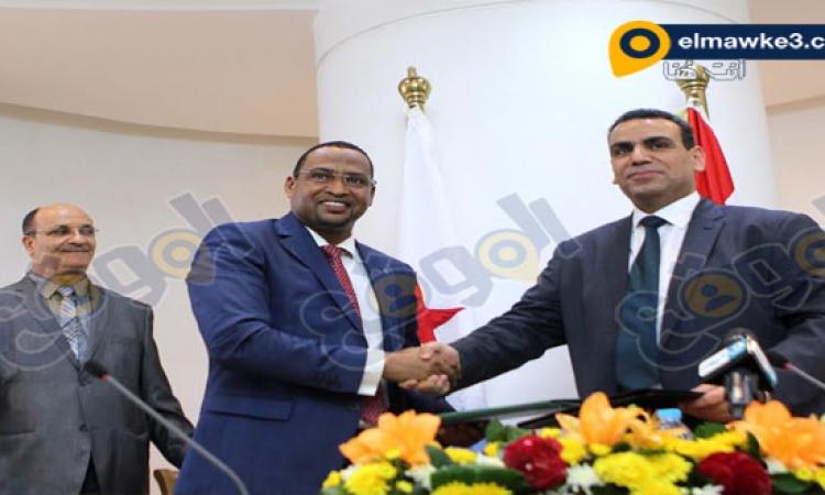 بالصور .. توقيع اتفاقية التعاون الثقافى بين مصر وجيبوتى
