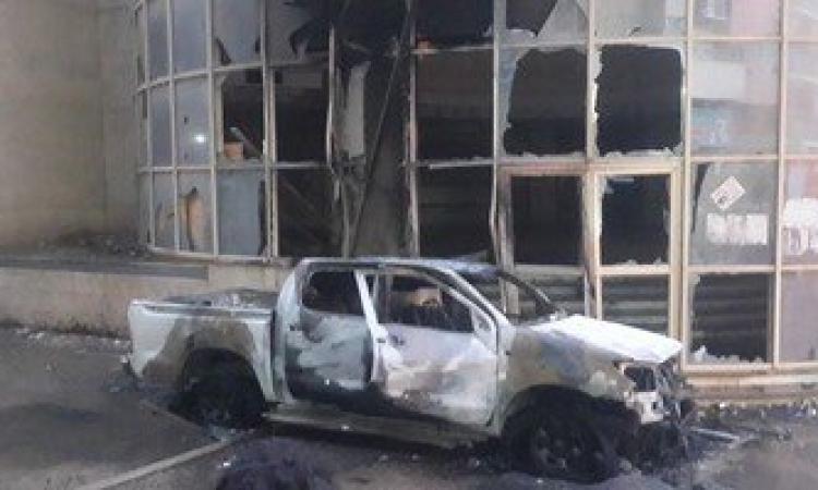 إرهابيون يفجرون سيارة رئيس محكمة الخانكة أسفل منزله بديرب نجم بالشرقية