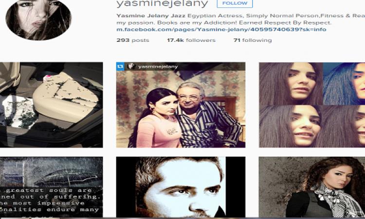الاعتداء على فنانة مشهورة أثناء مشاركتها فى جنازة نور الشريف