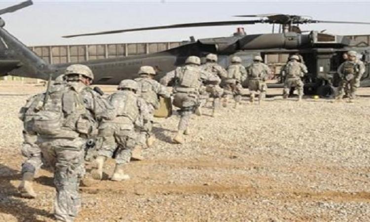 وصول 8 طائرات عسكرية أميركية على متنها 300 جندى لقاعدة إنجرليك التركية