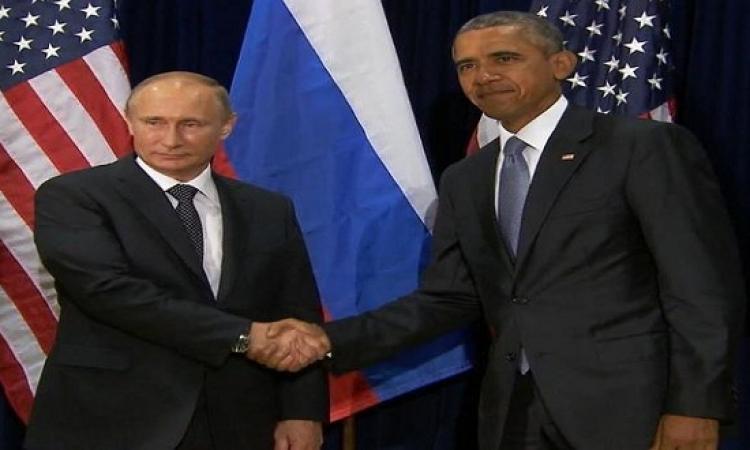 الإمارات وأمريكا يحثان روسيا على توجيه الضربات لداعش لا للثوار