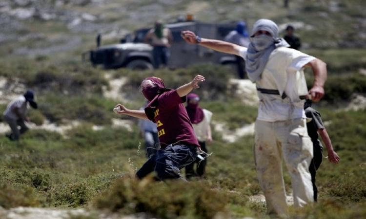 خلاف نتانياهو وفاينشتاين حول عقوبة راشقى الحجارة