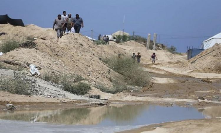 حركة حماس تناشد مصر وقف إغراق الأنفاق بالمياه .. واضح إنهم غرقوا !!