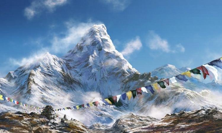 إقليم التبت .. جمال الطبيعة فى سقف العالم