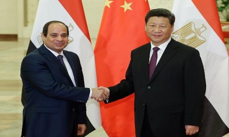 الرئيس الصينى يبدأ اليوم زيارة لمصر ضمن جولته بالشرق الاوسط