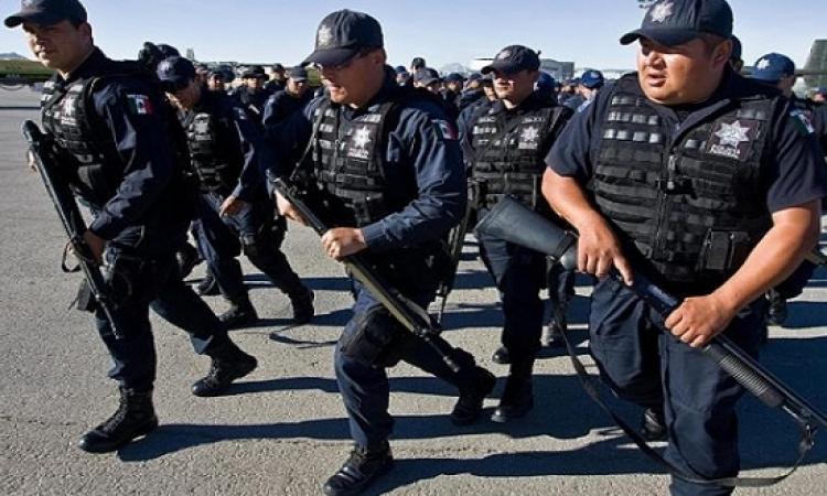 كولومبيا والمكسيك ينجحان فى ضبط شحنةكبيرة من الكوكايين