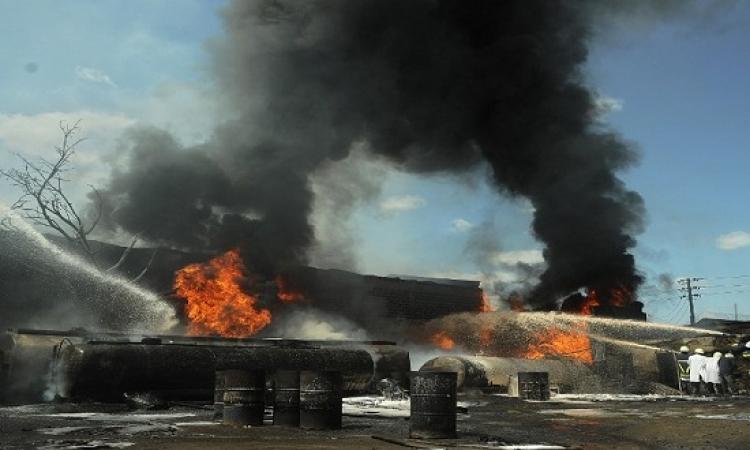 اكثر من 100 قتيل فى انفجار صهريج نفط جنوب السودان