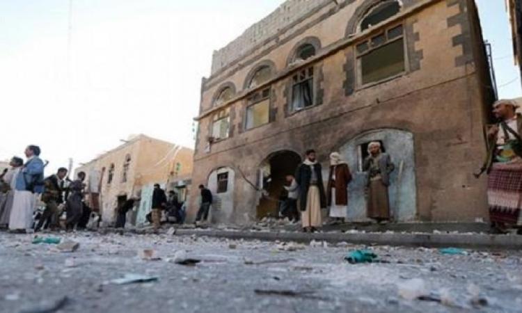 أثناء صلاة العيد .. انفجار بمسجد فى صنعاء يودى بحياة 29 من المصلين