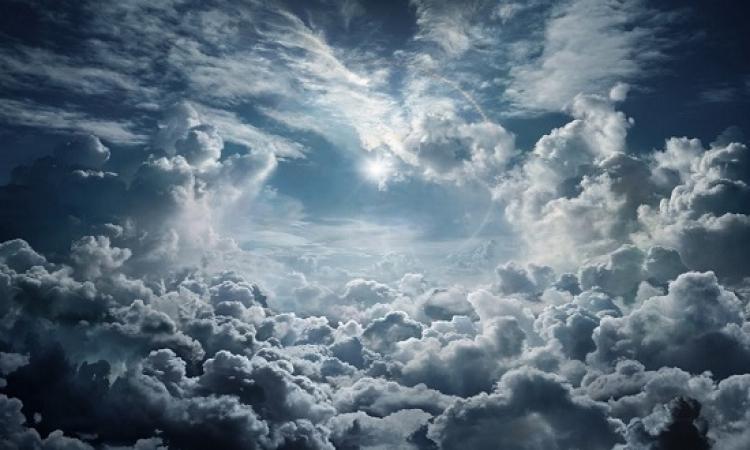 تكوينات مذهلة للسحب والغيوم .. تسرح وتقول سبحان الله !!
